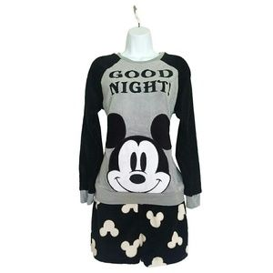 Forever 21 Disney Good Night Mickey Sleepwear